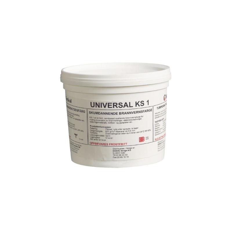 Farba termopęczniejąca ppoż. UNIVERSAL KS1