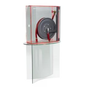 Hydrant wewnętrzny - szkło hartowane LED
