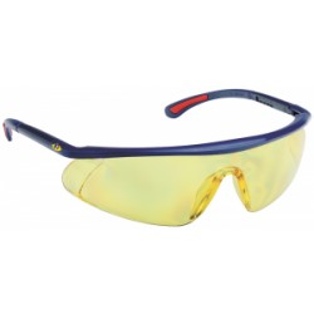 Okulary ochronne BARDEN żółte