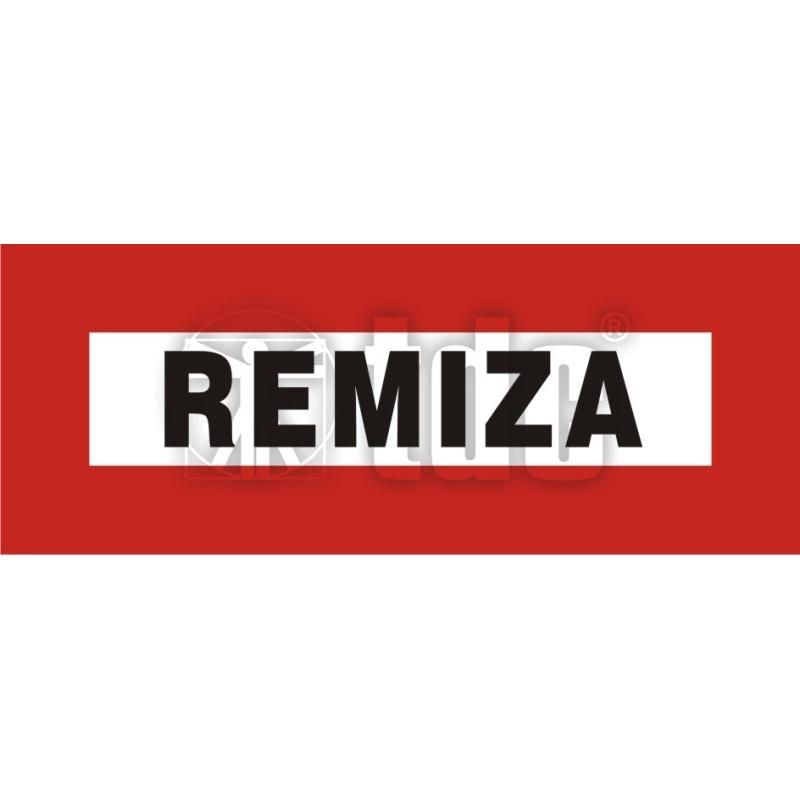Znak remiza BC 127