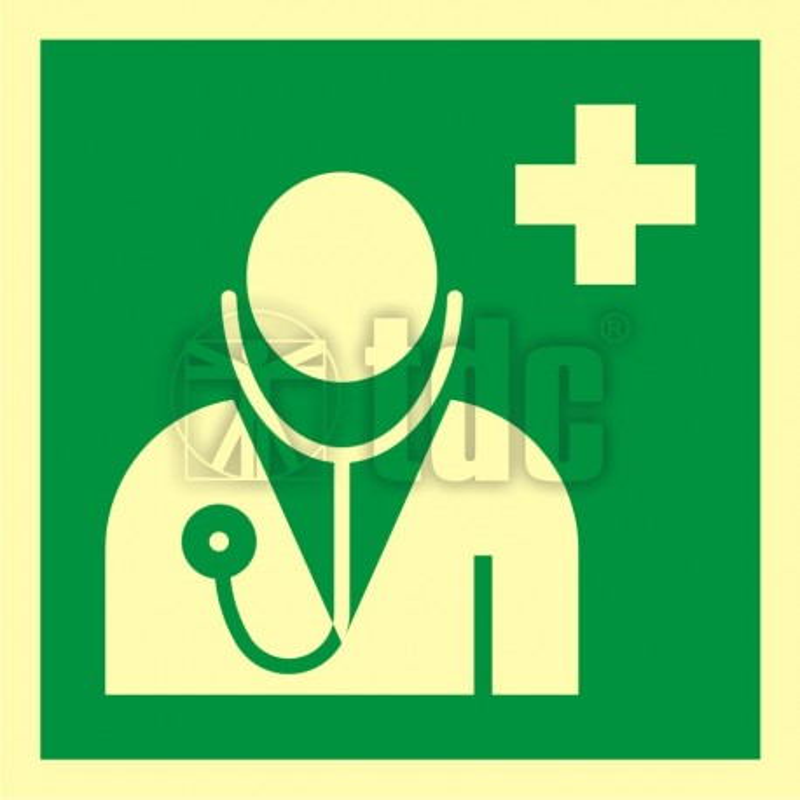 Znak lekarz AA E009
