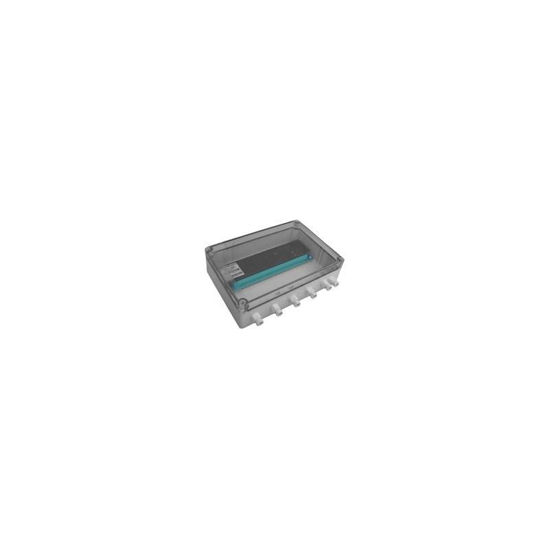 EWS-4001 Element sterujący (8 wyjść), z izolatorem zwarć
