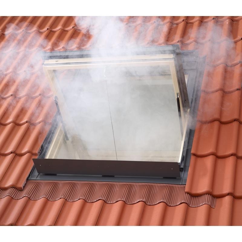 Dachowe okno oddymiające VELUX GGL UK04 134x98