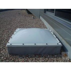 Świetlik dachowy kopułkowy 100x100/35cm