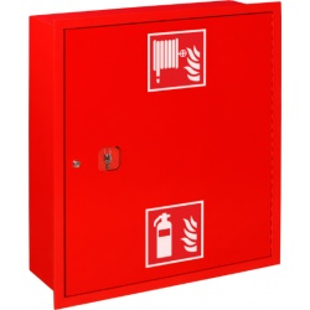 Hydrant H25-W-KP-30 wnękowy 30m BOX-MET