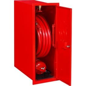Hydrant H25B-W-KP-30 wnękowy boczny 30m BOX-MET