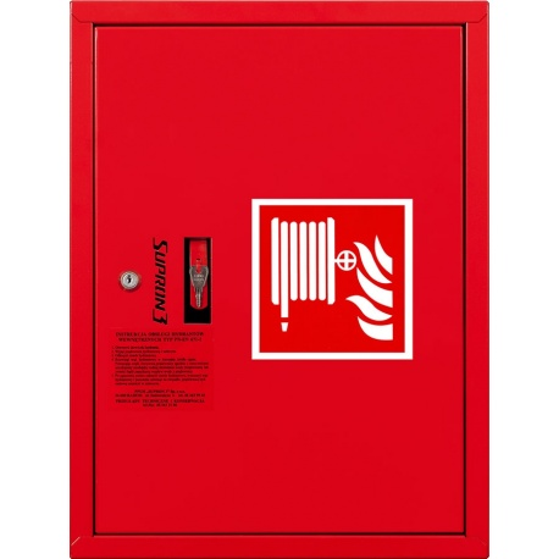 Hydrant wewnętrzny HW52-2C3-20-180 zawieszany, uniwersalny