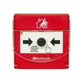 Ręczny ostrzegacz pożarowy ROP63