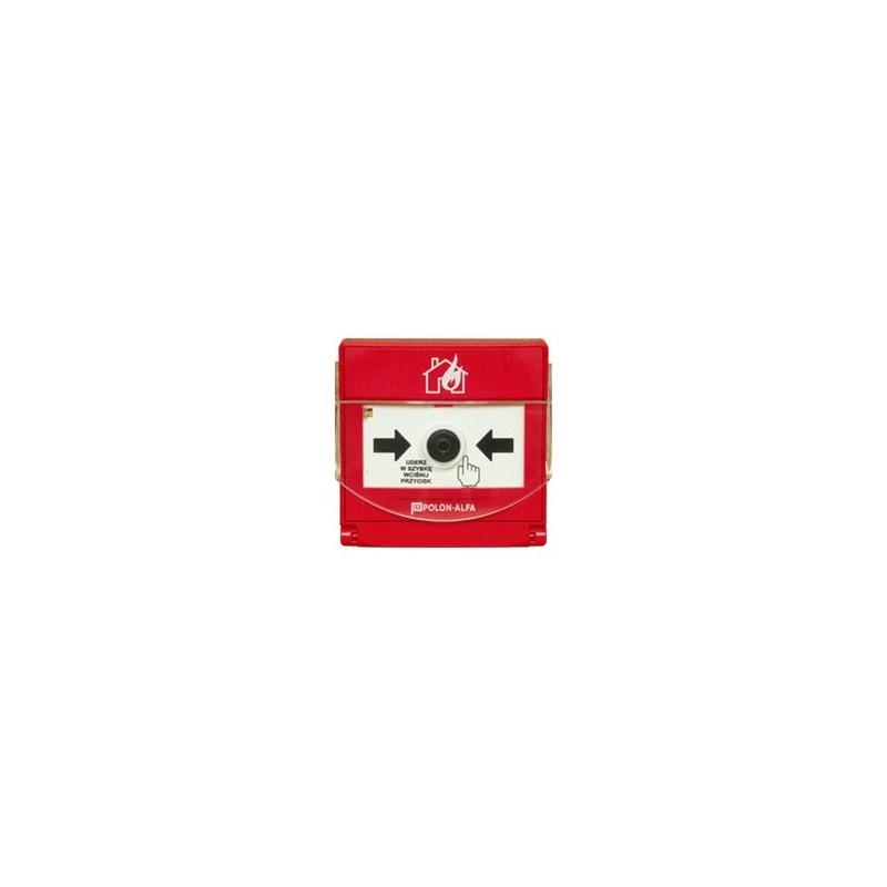 Ręczne ostrzegacze pożarowe ROP-63H