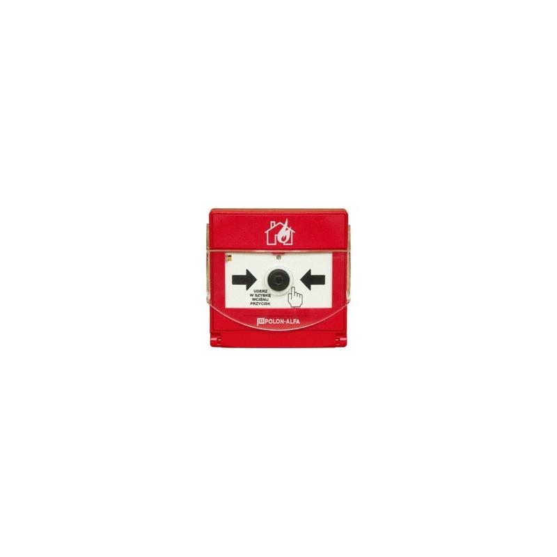Ręczne ostrzegacze pożarowe ROP-4001MH