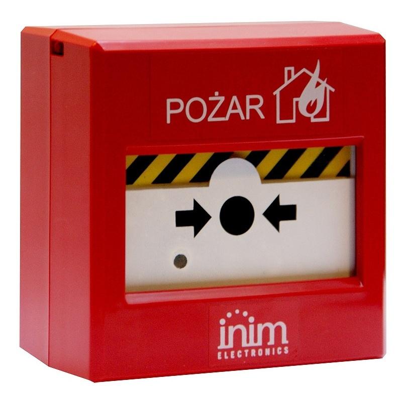 Ręczny ostrzegacz pożarowy ENEA EC0020