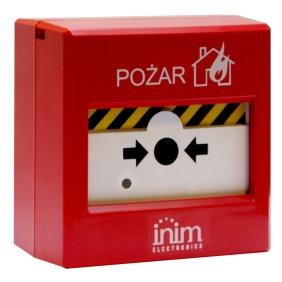 Ręczny ostrzegacz pożarowy IRIS IC0020
