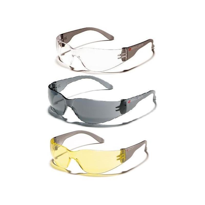 Okulary ochronne Zekler 30 HC AF nieparujace odporna na zarysowania (całe z poliweglanu) 3806-00304