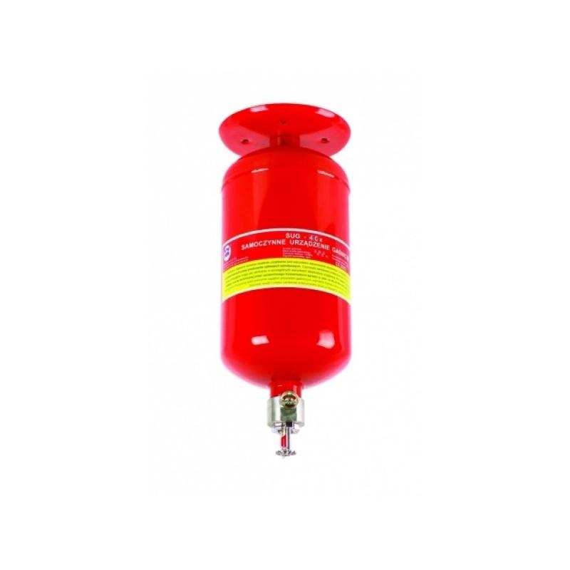 Samoczynne urządzenie gaśnicze 4kg SUG-4x ABC