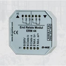 Moduł do napędów - czujnik otwarte/zamknięte ERM 44