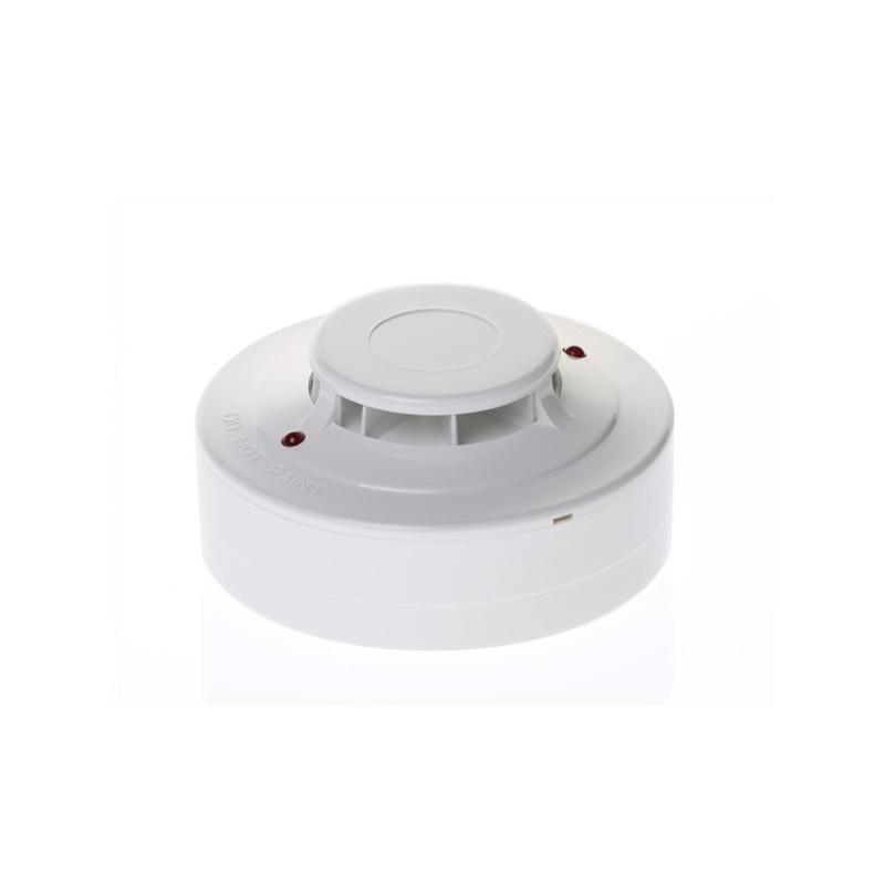 Konwencjonalny czujnik ciepła z gniazdem NB 323-2 LED