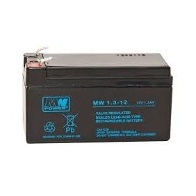 Akumulator 12V / 1,3 Ah (do centrali 2A) Akku Typ 1