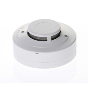 Konwencjonalny czujnik optyczny dymu z gniazdem NB-338-2-LED