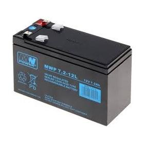 Akumulator 12V / 7,2 Ah (do centrali 8A, do RZN 4308-E) Akku Typ 3