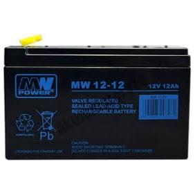 Akumulator MW 12V / 12Ah