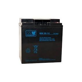 Akumulator 12 V / 28Ah (2szt. do centrali 64A) Akku Typ 6
