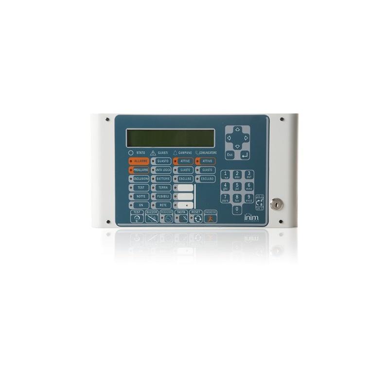 Terminal wyniesiony z wyświetlaczem LCD SmartLetUSee/LCD