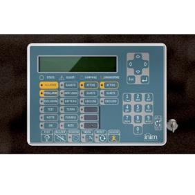 Terminal wyniesiony z wyświetlaczem LCD SmartLetUSee/LCD-RK
