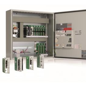 Centrala oddymiania panelowa 16A, 6 miejsc panelowych RZN 4316-E6