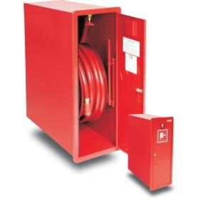 hydrant wewnętrzny 25HP-805-W.20 wnękowy, wykonanie boczne