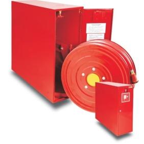 hydrant wewnętrzny 25HP-805-W.W.30 (ZAW.) zawieszany, wykonanie boczne z wysuwanym bębnem