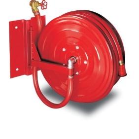 Hydrant wewnętrzny 25H-B.30 zawieszany z bębnem wychylnym