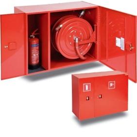 Hydrant wewnętrzny 33H+G-800-B.30 zawieszany lub wnękowy