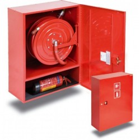 Hydrant wewnętrzny 33H+G-1100-B.30 zawieszany lub wnękowy