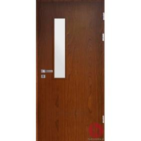 Drzwi drewniane EIS30 PLUS W1S dymoszczelne