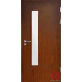 Drzwi drewniane EIS30 PLUS W2S dymoszczelne