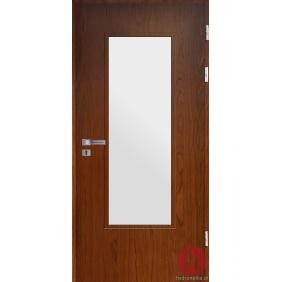 Drzwi drewniane EIS30 PLUS W4S dymoszczelne