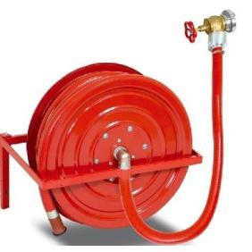 Hydrant wewnętrzny 33H-B.30.SZ bęben na sztywno, wąż 30m