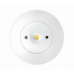 Oczko awaryjne P/T STARLET WHITE LED SO 5W A 3H AT