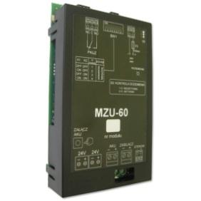 Moduł zasilania awaryjnego MZU-60 do centrali UCS 6000