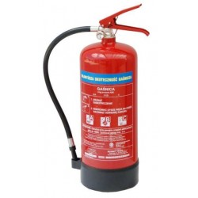 Gaśnica proszkowa GP-6X- ABC/E Energetyczna