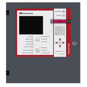 POLON 4100 Centrala sygnalizacji pożarowej