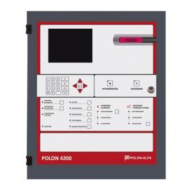Centrala sygnalizacji pożarowej POLON 4200
