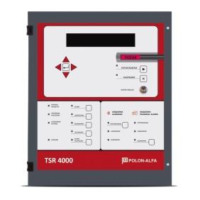 TSR-4000SP Terminal sygnalizacji równoległej, wersja światłowodowa przelotowa