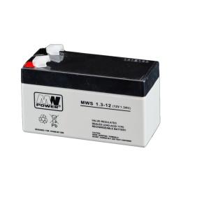 Akumulator MWS 12V / 1,3Ah