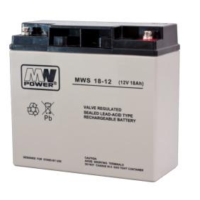 Akumulator MWS 12V / 18Ah