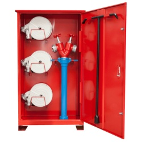 Uniwersalna szafka na sprzęt przeciwpożarowy W001 SUPRON