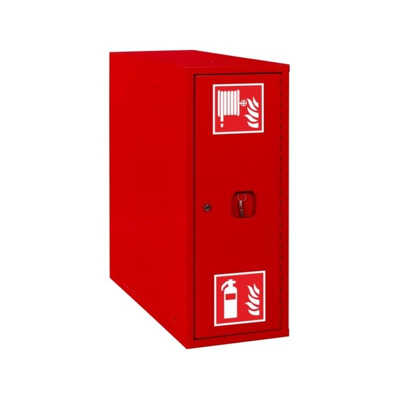 Hydrant wewnętrzny H25BW-Z-KP-20/30 zawieszany wyjezdny BOX-MET