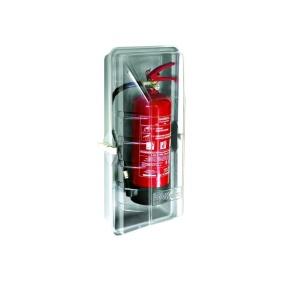 Szafka ochronna z plexi na gaśnicę GP-1/GP-2/GP-4/GP-6/GS-2/GWP-2
