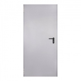 Drzwi stalowe ppoż rewersyjne EI60