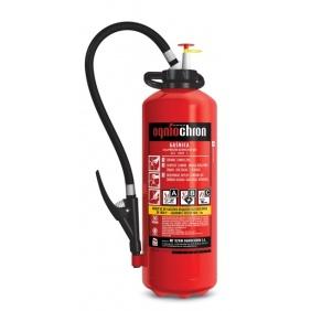 Gaśnica proszkowa 6kg GP-6z ABC/E